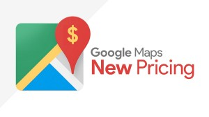 google maps new pricing