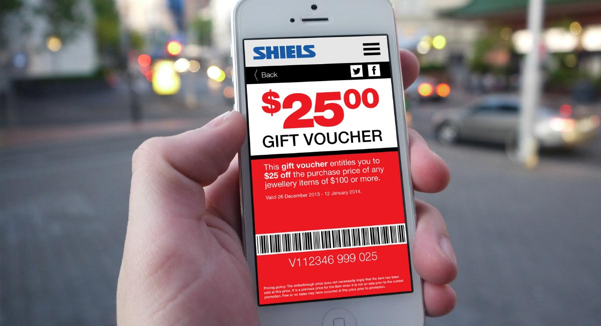 Shiels SMS Promotions